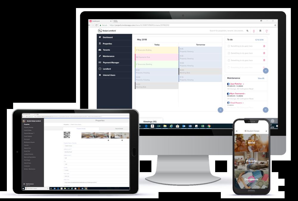 Property Management Software - Screenshots